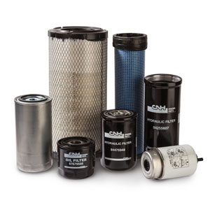 Filters for special vehicles